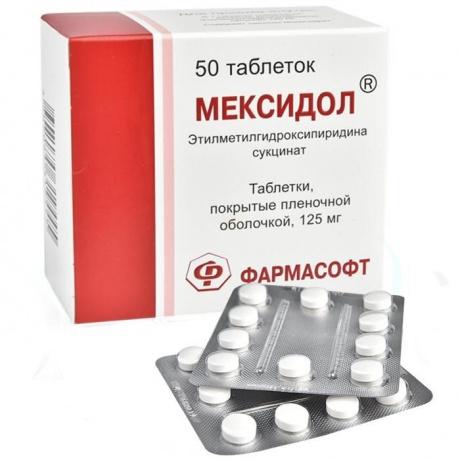 Для чего и с какими лекарствами назначают мексидол: таблетки, уколы, внутривенно и сколько стоит?