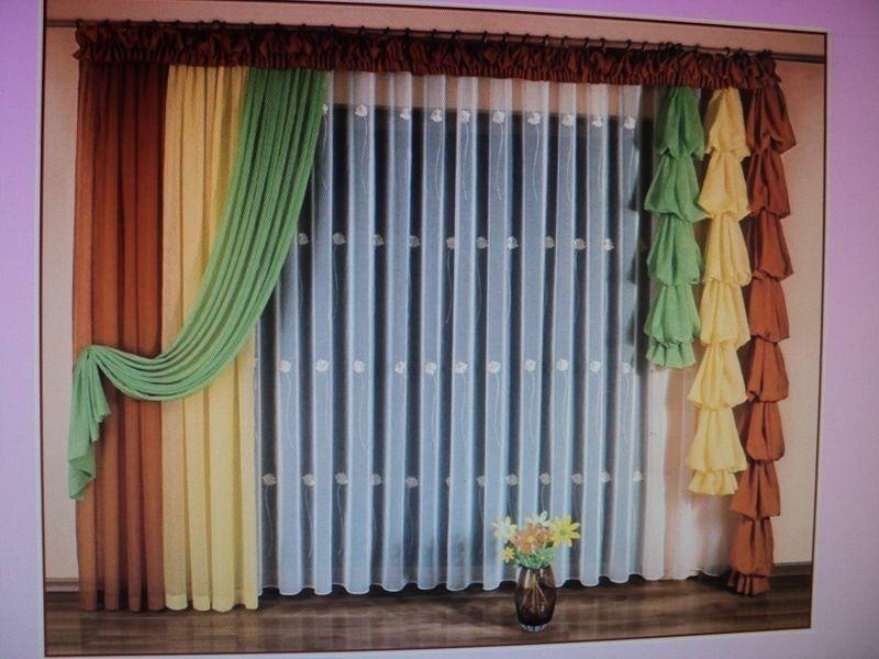 Ламбрекены в дизайне интерьера: виды и варианты драпировки  (90 фото)