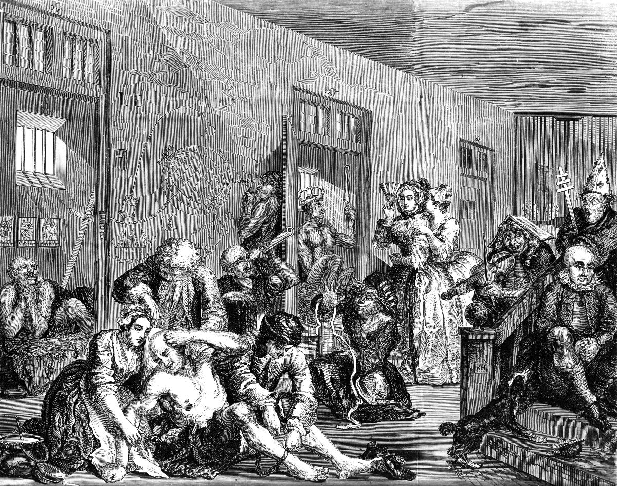 Бедлам — википедия. что такое бедлам