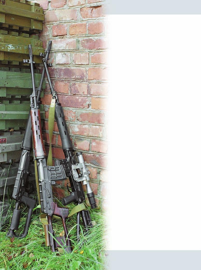 Свд (винтовка): характеристики. прицельная дальность свд