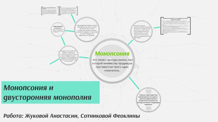 Монопсония | tobiz24.ru финансы, бизнес, интернет