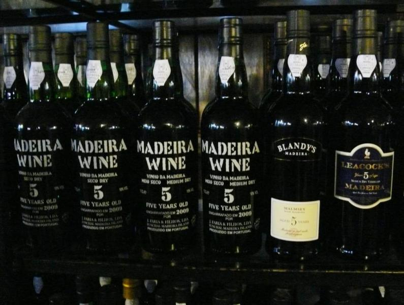 Прекрасное вино мадера | о вине и путешествиях