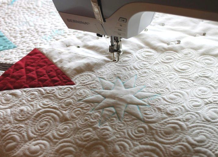 Квилтинг: пэчворк, на швейной машинке, аппликация, мастер-класс, лоскутное рукоделие, узоры, стежки, японский, американский, строчки, схемы