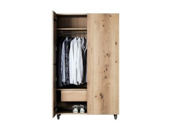 Шкаф для одежды - устройство, правила наполнения и выбора