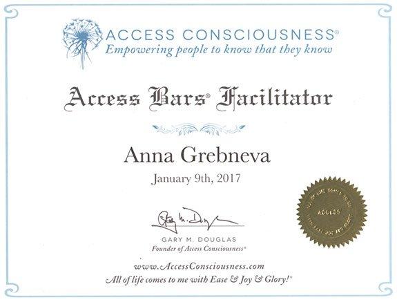 Что такое access bars