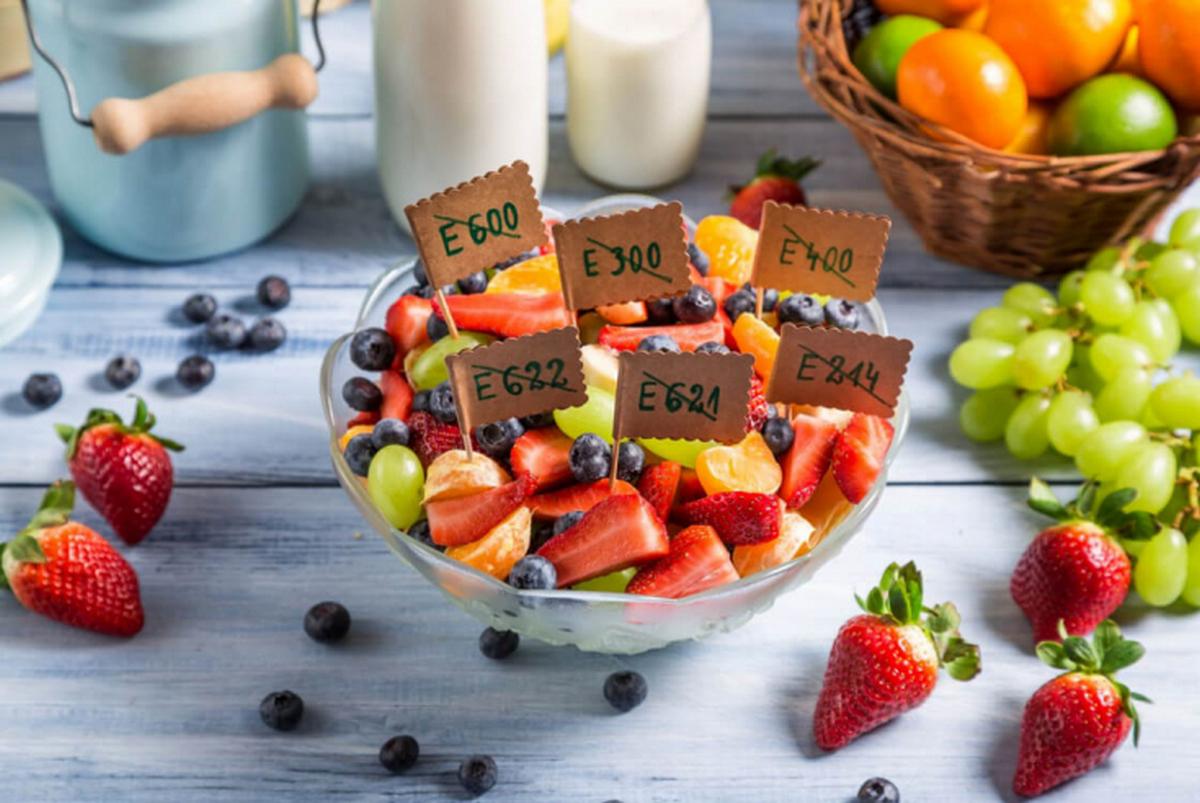 Полезные и вредные пищевые добавки и их влияние на организм - таблица е - ecodobavki