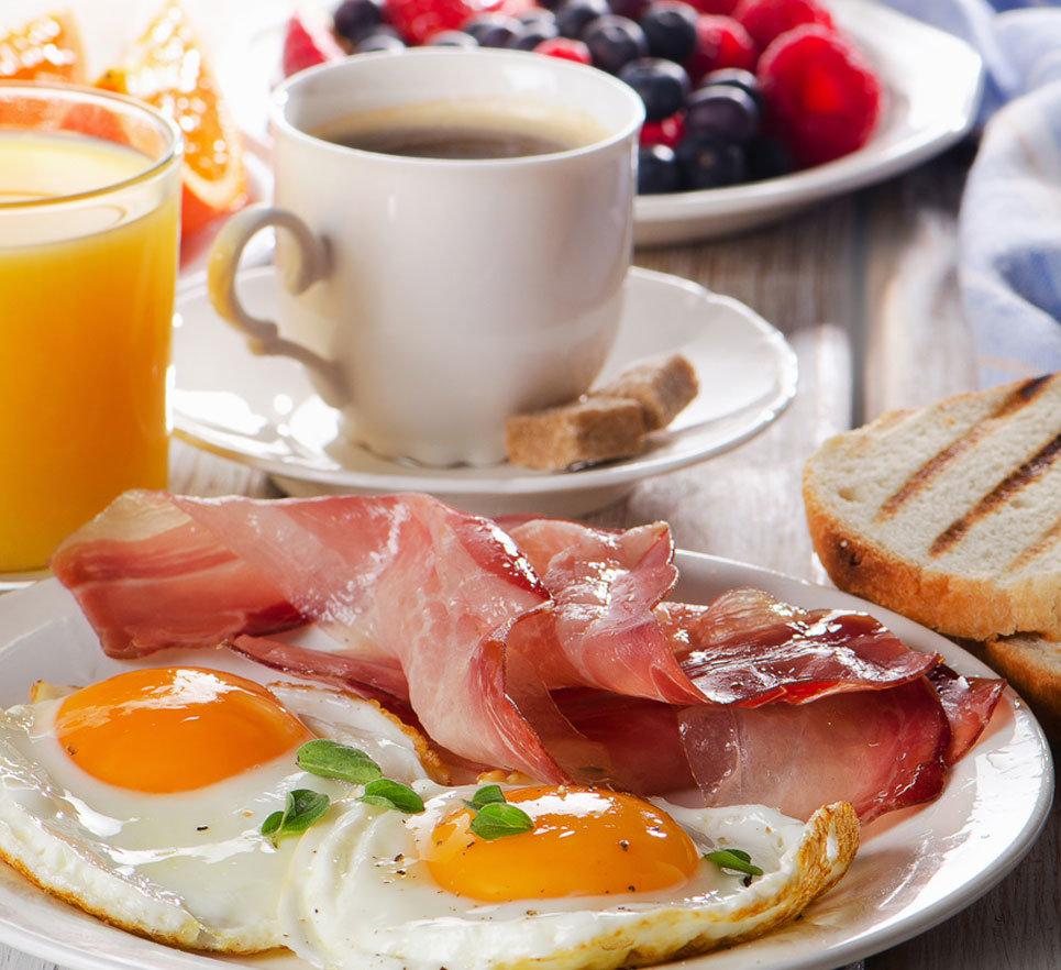Что такое завтрак континентальный в отеле - преимущества