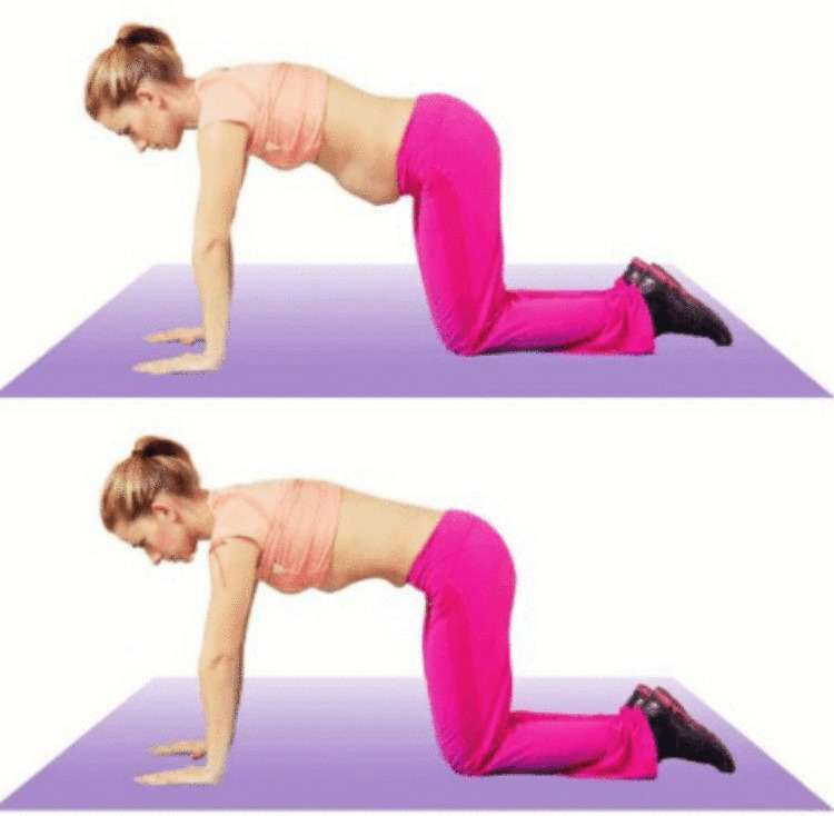 Упражнение вакуум для живота: как правильно делать для плоского и красивого пресса - техника выполнения для похуденияwomfit