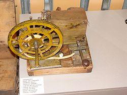 Кто изобрел телеграф? в каком году это произошло?