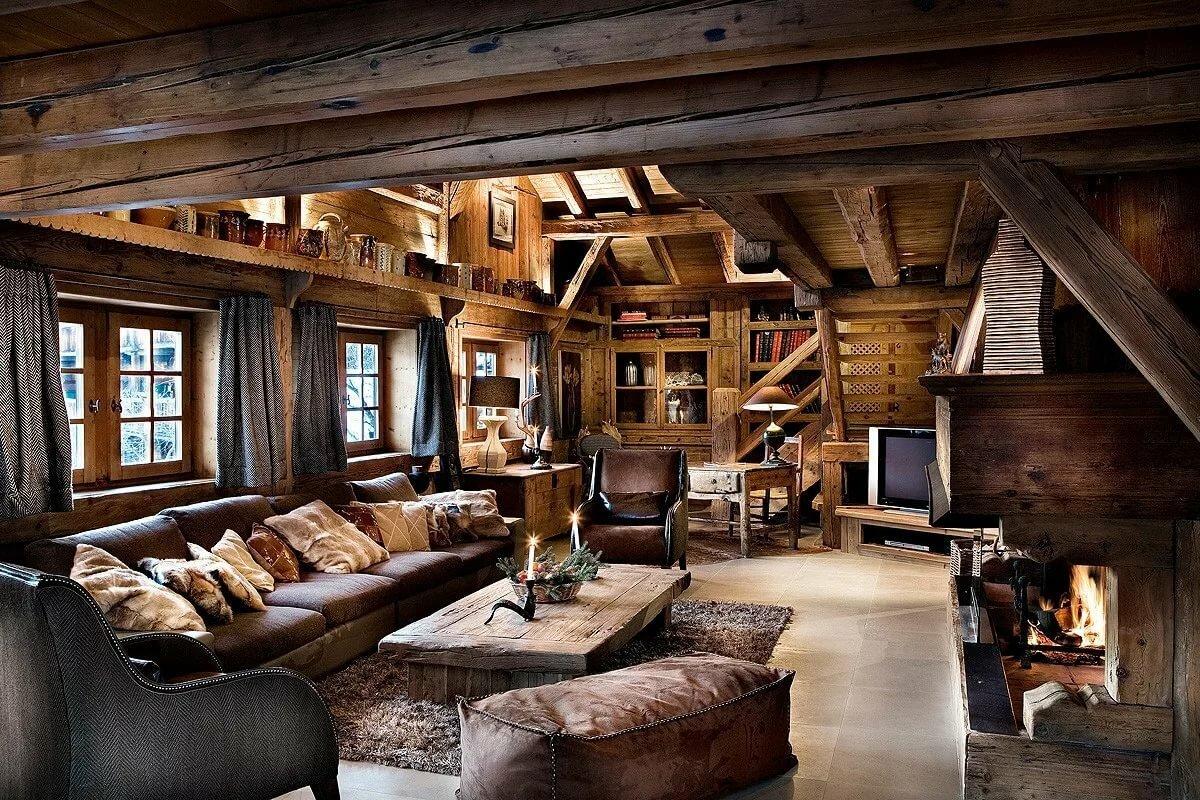 Дом в стиле шале — не только модно но и практично, обзор особенностей и конструкции