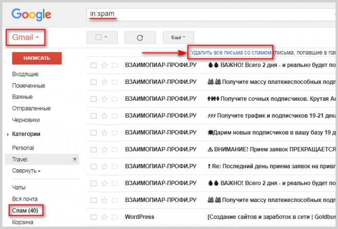 Что такое спам? - определение, руководство