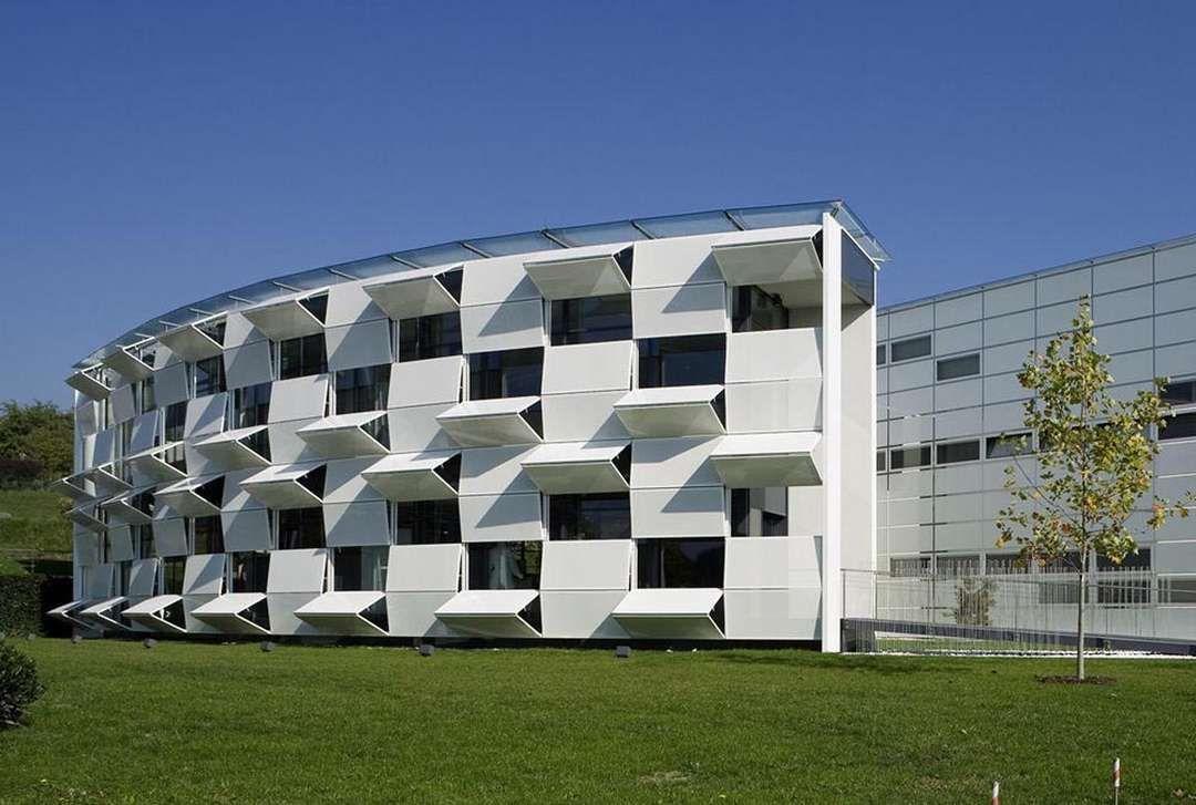 Фасад здания: что это такое, какие они бывают (фото)