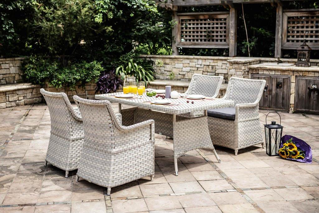 Виды и характеристики мебели из ротанга, советы по выбору и уходу