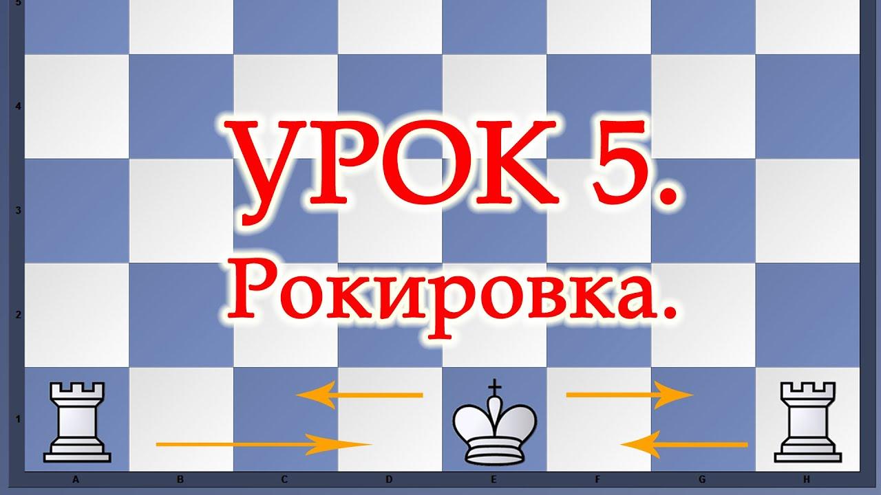 Рокировка в шахматах: как делать, когда рокировка невозможна