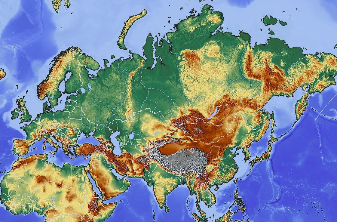 Евразия