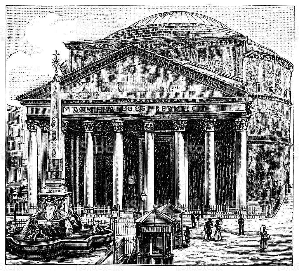 Пантеон в риме: история и обзор древнейшего храма