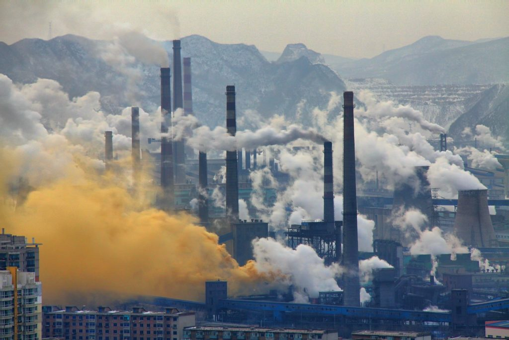 Что такое тепловое загрязнение окружающей среды?
