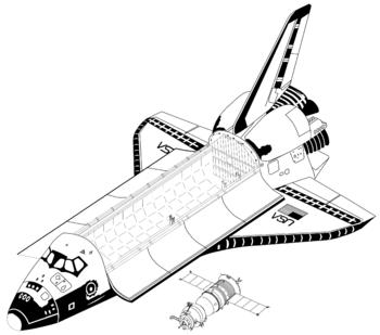 Шаттлы. программа спейс шаттл. описание и технические характеристики. популярный звездочет