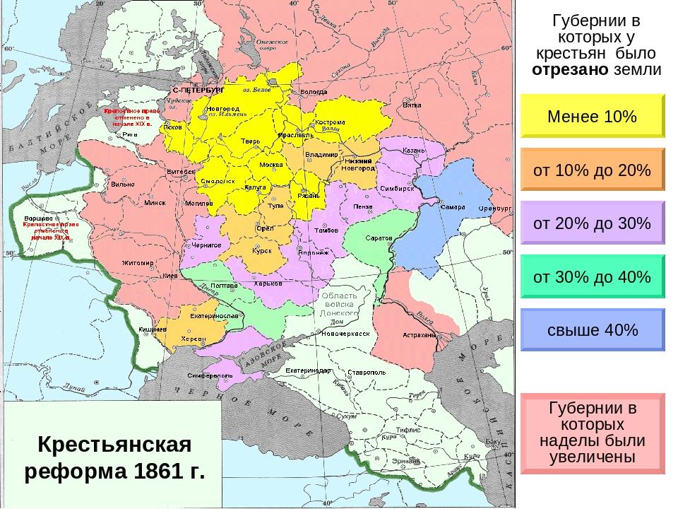 Значение слова «губерния»