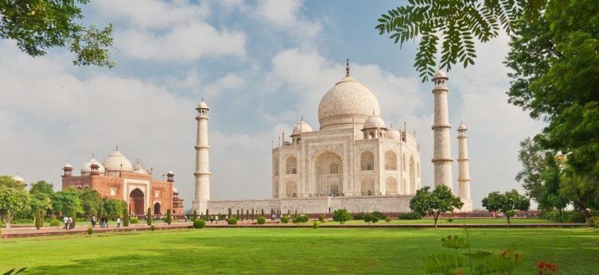 Тадж махал - где находится индийский храм любви?
