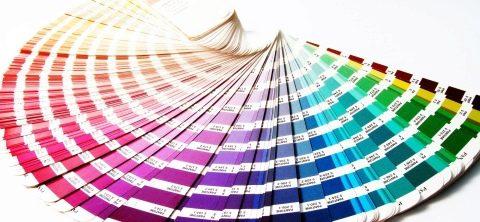 Что такое пантон-цвета и зачем их придумали? ? дизайн