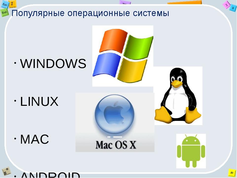 Все версии windows. настольные и серверные версии windows. сравнение версий windows