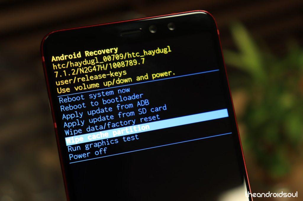 Как сделать сброс настроек на андроиде через настройки, меню рекавери