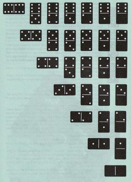Правила игры в домино – играем как знатоки