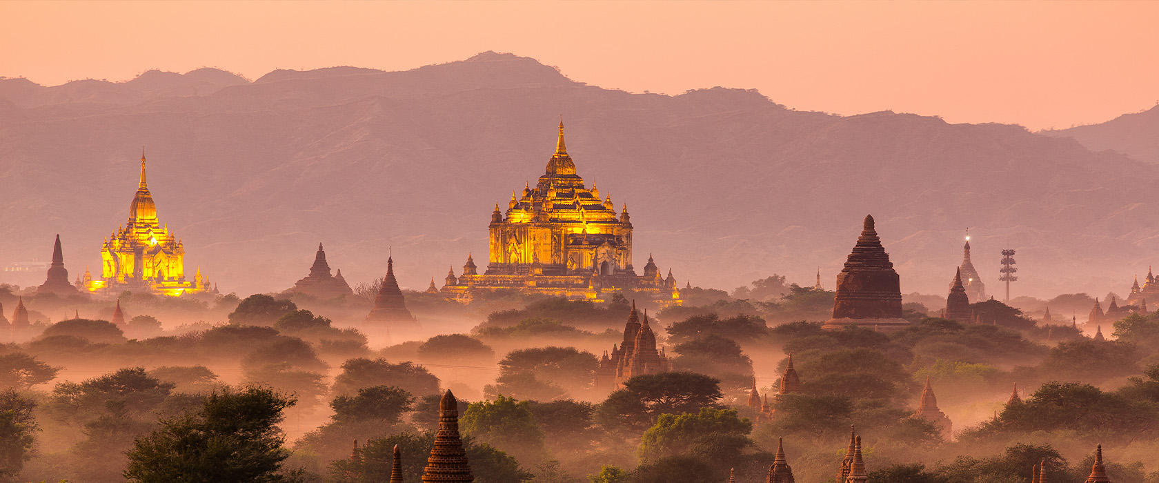 Что такое буддийская ступа?