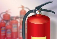 Водный огнетушитель: виды, устройство, назначение, применение