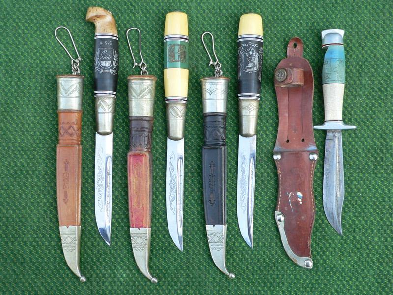 Финский нож (финка): особенности формы