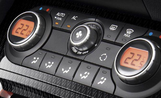 Климат-контроль в автомобиле — как работает в чем особенность. эксплуатация и неисправности микроклимата