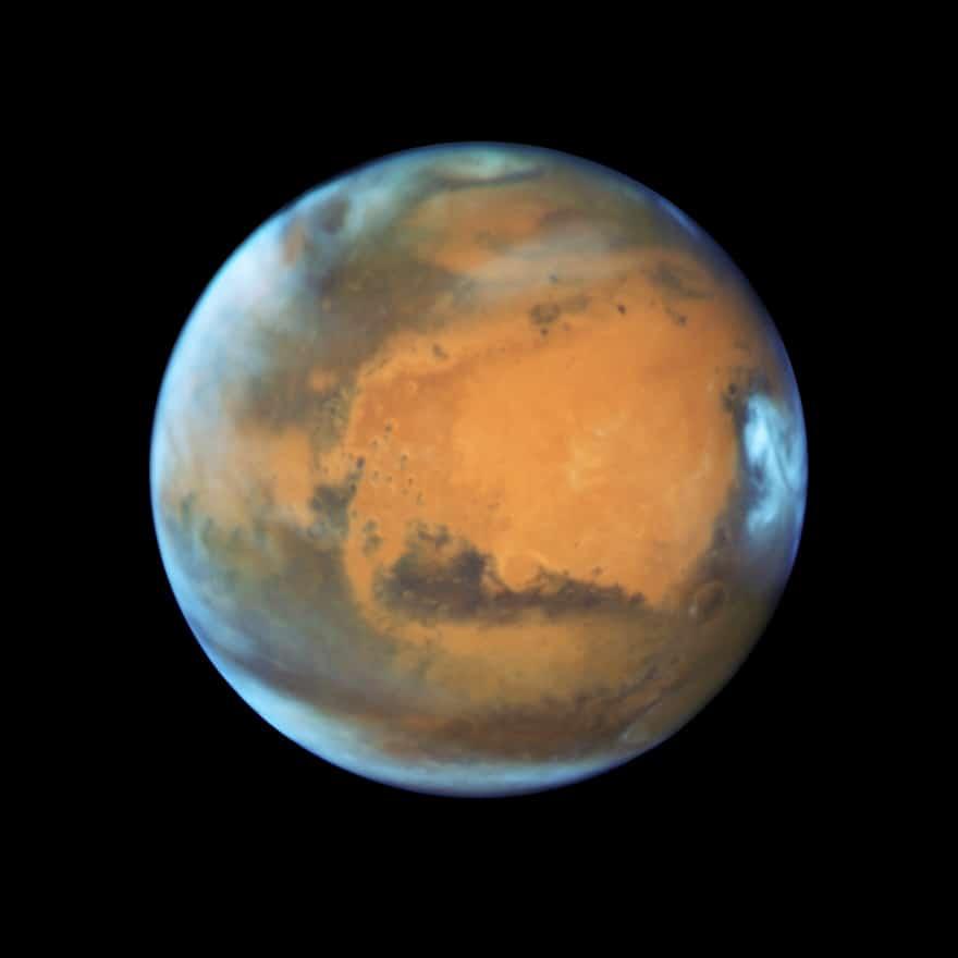 Что мы знаем о планете марс? | живой космос