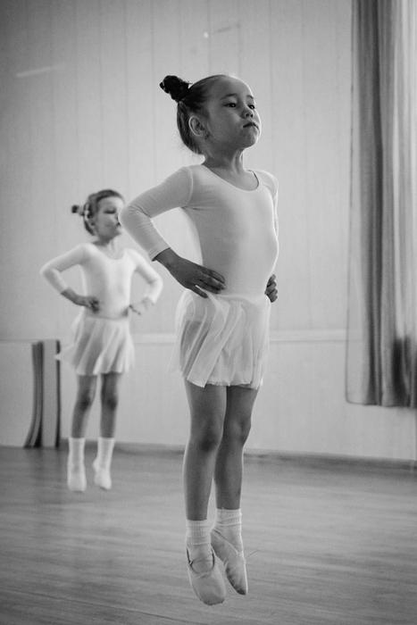 Чем полезна хореография для детей