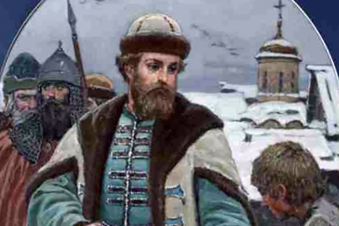 Иван i данилович калита — википедия. что такое иван i данилович калита