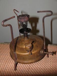 Примус - прибор из прошлого
