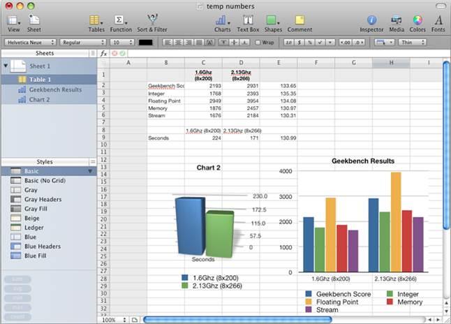 Типы данных используемые в таблице excel