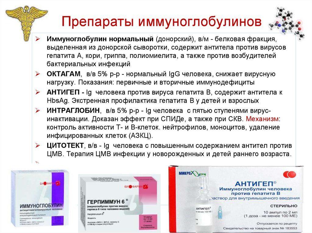 Иммуноглобулин человеческий: инструкция по применению, показания, отзывы :: syl.ru
