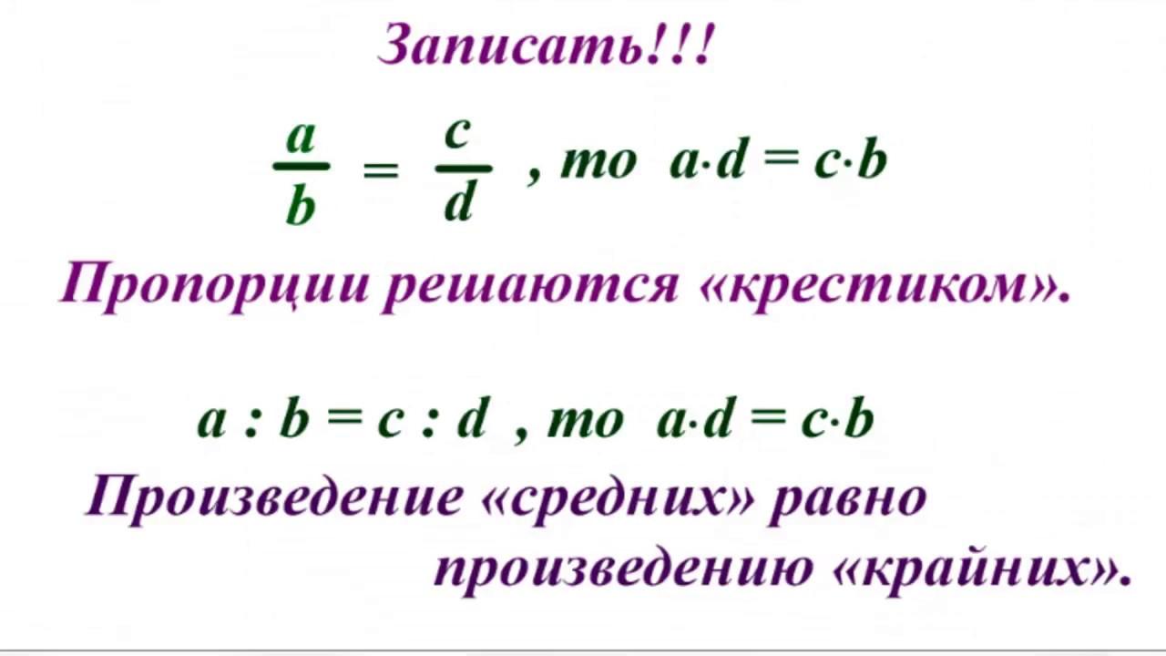 Прямая пропорциональность – формула, ее свойства и график