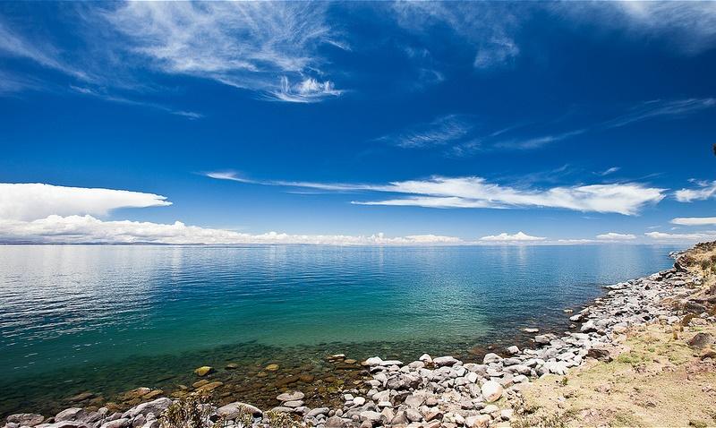 Озеро титикака - lake titicaca - qwe.wiki
