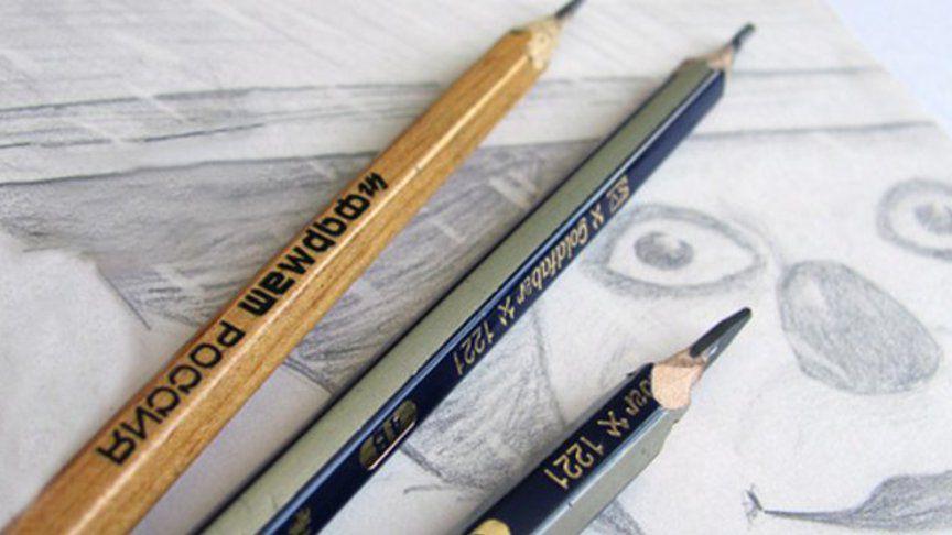 Карандаш — википедия. что такое карандаш