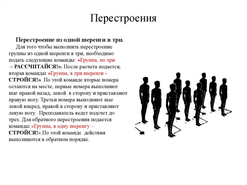 Глава 5 строевые упражнения - смолевский в.м. гимнастика и методика преподавания - n1.doc