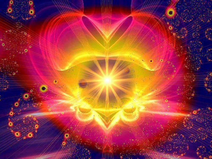 Энергия безусловной любви