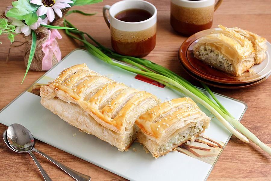 Кулебяка с мясом – кулинарный рецепт
