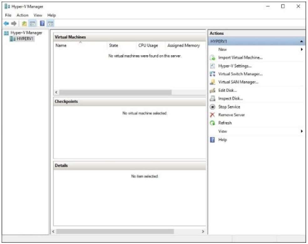 Знакомство с hyper-v в windows 10 | microsoft docs