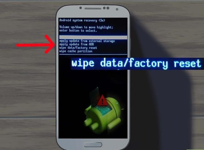 Что такое wipe (вайп) в android. инструкция использования.
