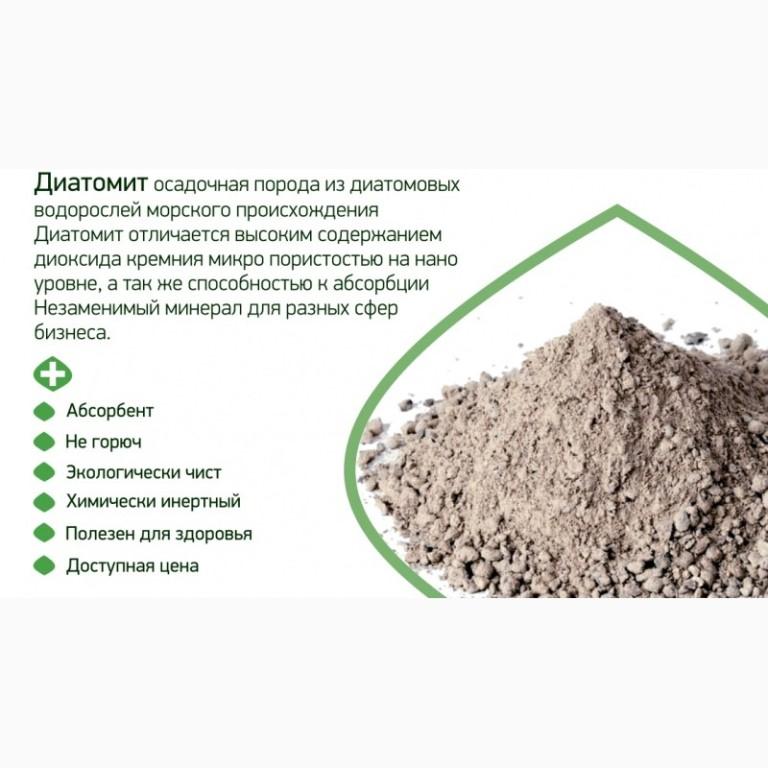 Диатомит свойства применение месторождения