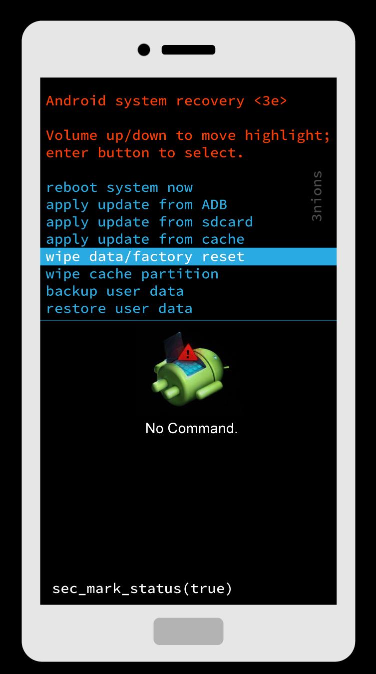 Как сбросить/вернуть телефон android к заводским настройкам: как сделать hard reset