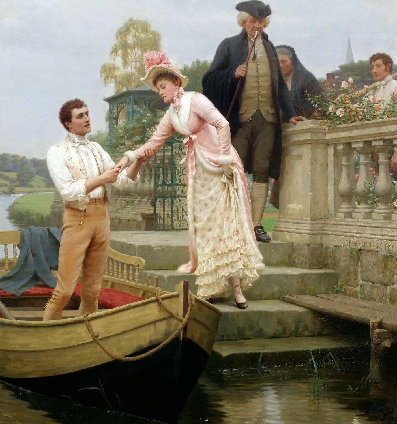Эпоха романтизма: кратко, понятно и точно | литрекон