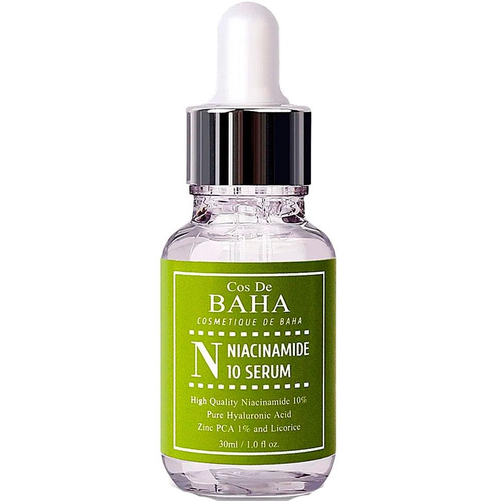 Ниацинамид для кожи лица, эффекты применения